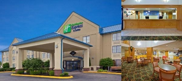 Holiday Inn Express & Suites Scottsburg photo collage