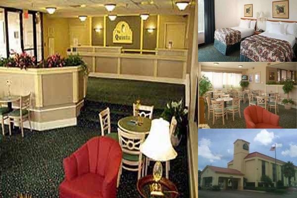 La Quinta Inn Stafford / Sugarland photo collage