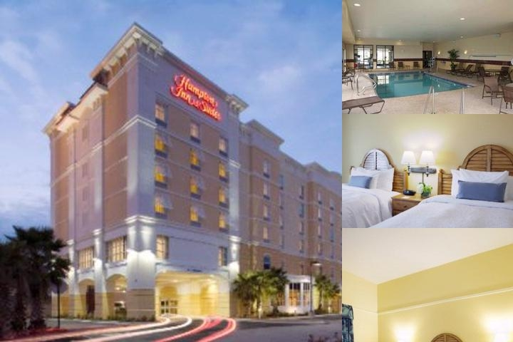 Hampton Inn & Suites Savannah Midtown photo collage