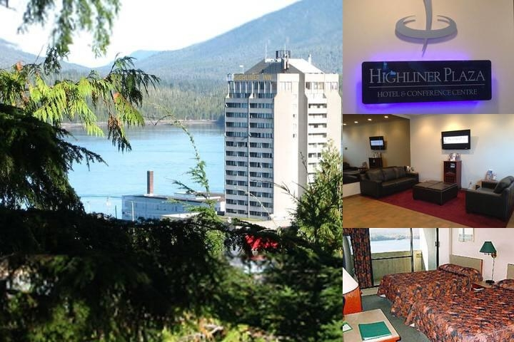 Highliner Plaza Hotel & Conference Centre photo collage