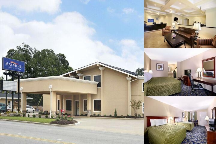 Baymont Inn & Suites Chocowinity / Washington photo collage