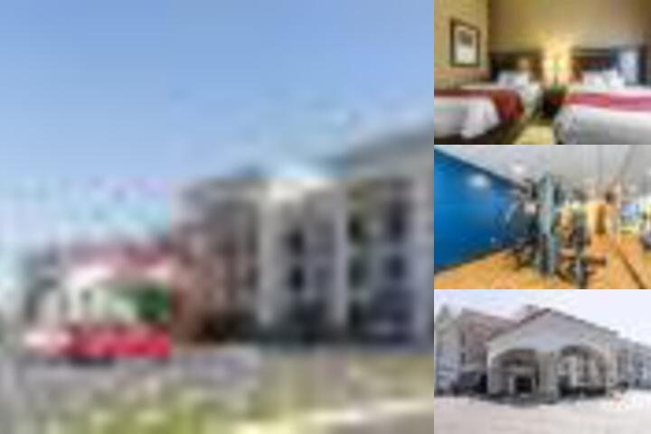 Comfort Suites Smyrna photo collage