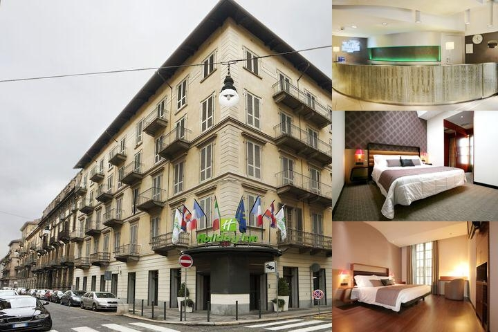 Holiday Inn Turin City Centre photo collage