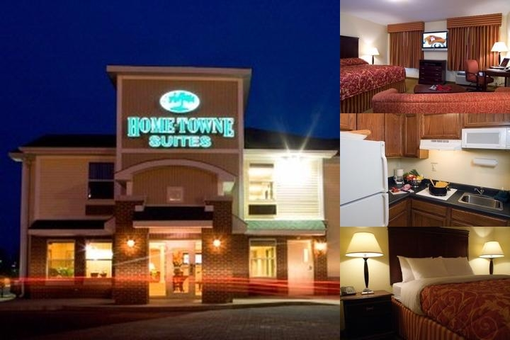 Home Towne Suites photo collage