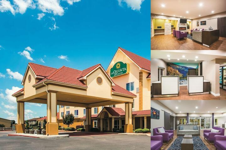 La Quinta Inn & Suites Russellville by Wyndham photo collage