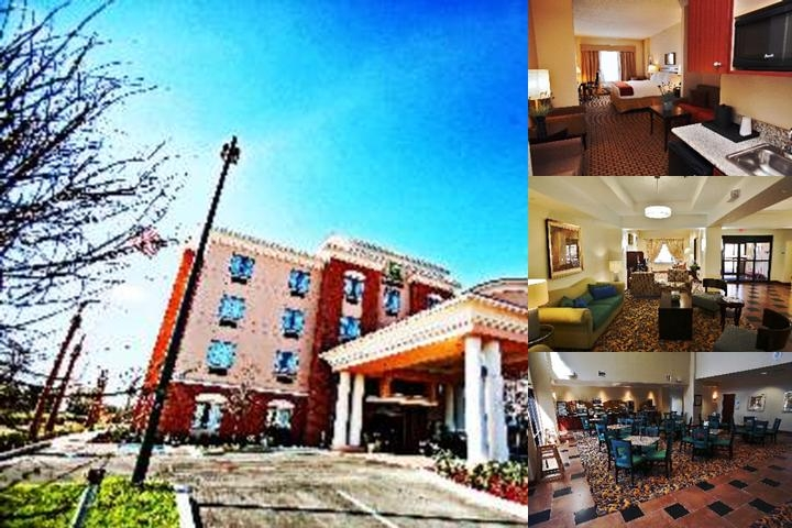 Holiday Inn Express Hotels & Suites photo collage