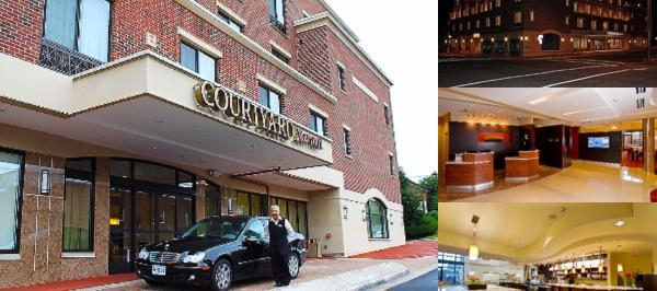 Courtyard by Marriott Fredericksburg Historic Dist Valet Parking Available For All Guests.