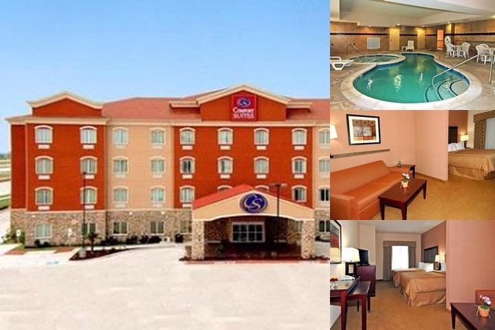 Comfort Suites Plano photo collage