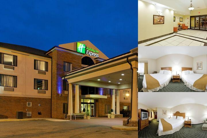 Holiday Inn Express Hotel & Suites Double Suite