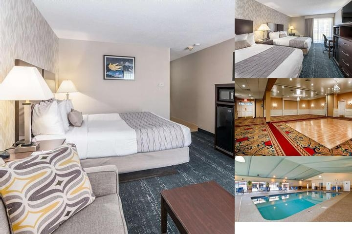 Best Western Plus Keene Hotel photo collage