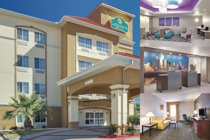 La Quinta Inn & Suites Corsicana photo collage