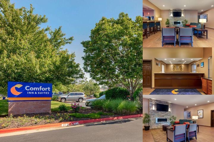 Comfort Inn & Suites Fayetteville photo collage