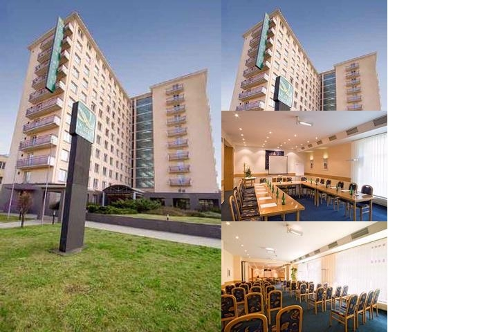Quality Hotel Prague photo collage