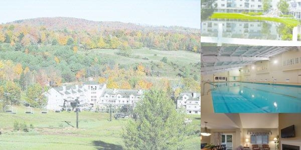 Holiday Inn Club Vacations at Ascutney Mountain Re photo collage
