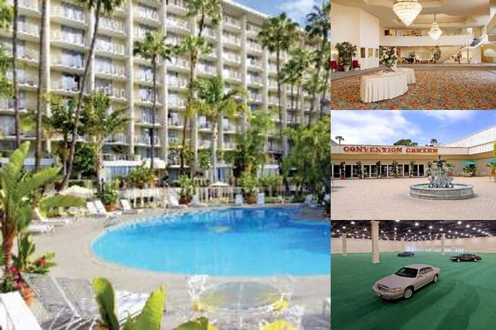 Town & Country Resort photo collage