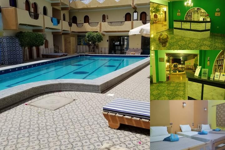 Dahab Plaza Hotel photo collage