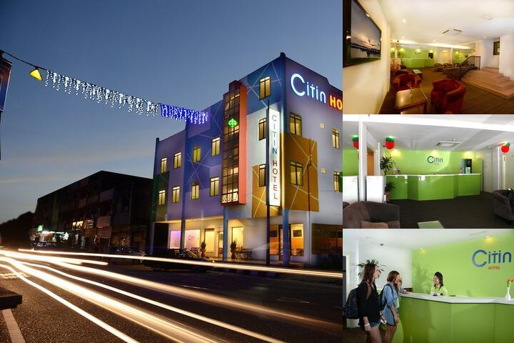 Citin Hotel Langkawi photo collage