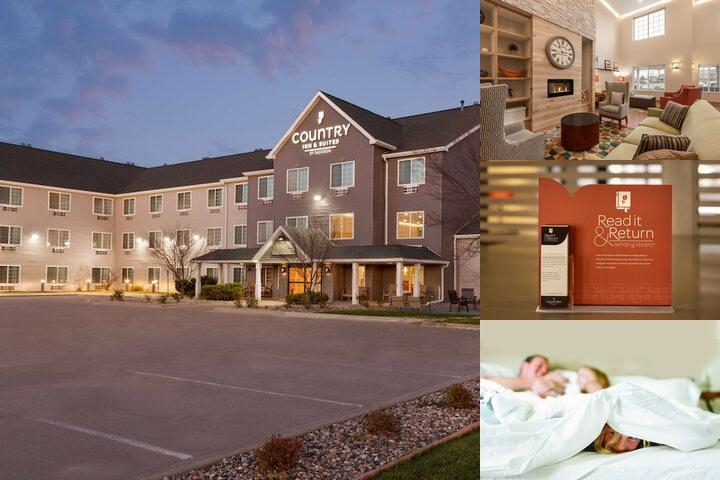 Country Inn & Suites by Radisson Ames Iowa photo collage