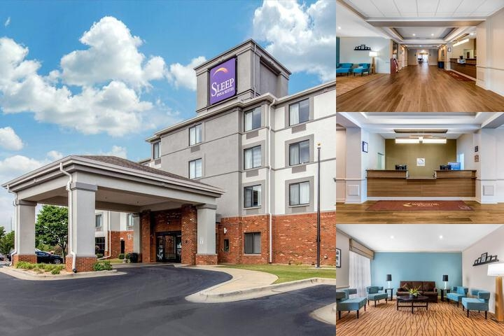 Sleep Inn & Suites Auburn photo collage