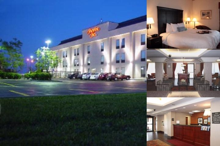 Hampton Inn by Hilton Toronto / Mississauga photo collage