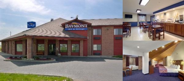 Baymont Inn & Suites Boone Ia photo collage