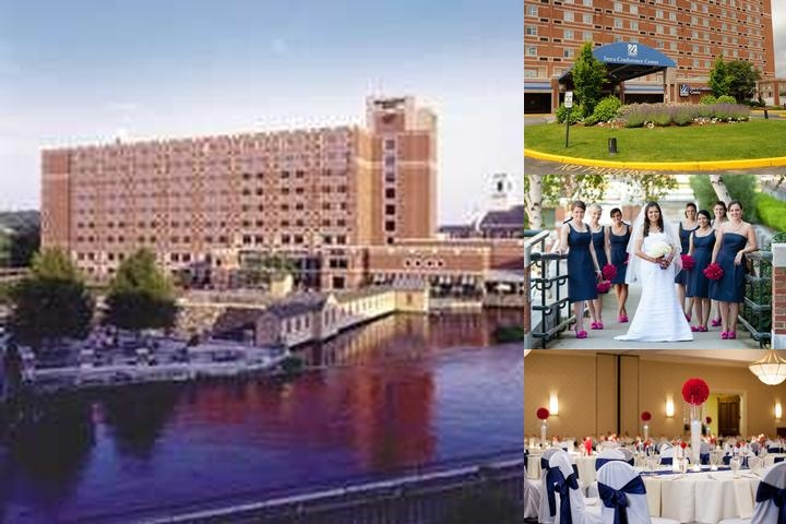 Umass Lowell Inn & Conference Center photo collage