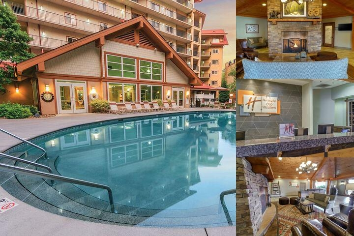 Holiday Inn Club Vacations Smoky Mountain Resor photo collage
