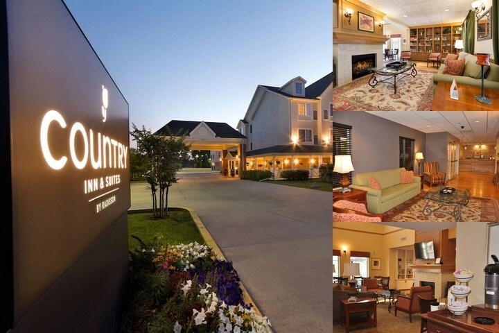 Country Inn & Suites Covington photo collage