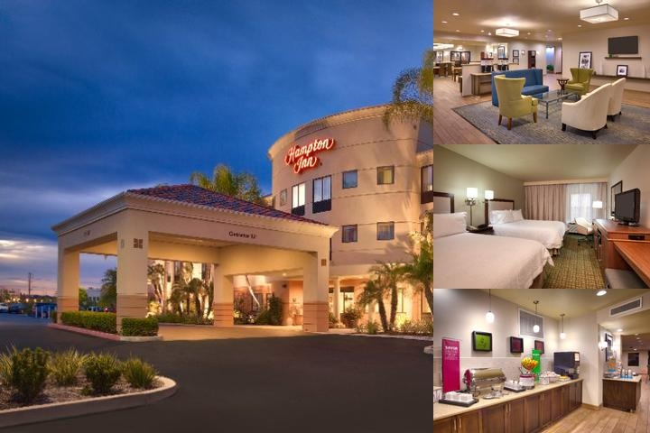 Hampton Inn Irvine East Lake Forest photo collage