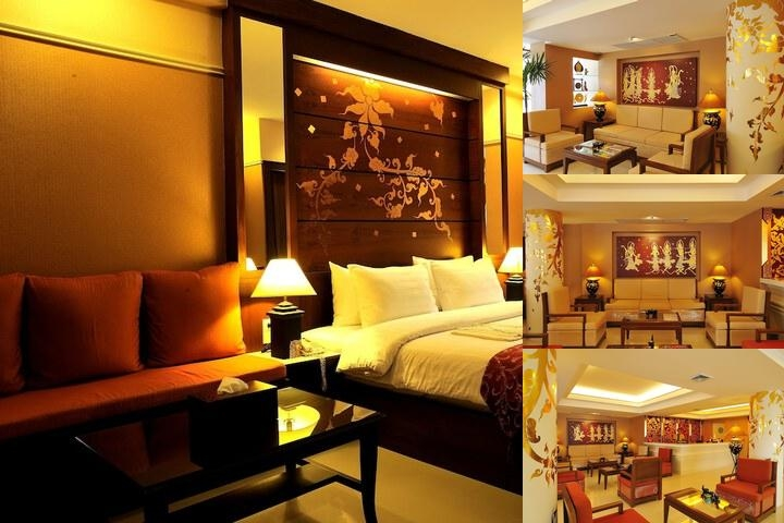 Mariya Boutique Hotel at Suvarnabhumi Airport photo collage