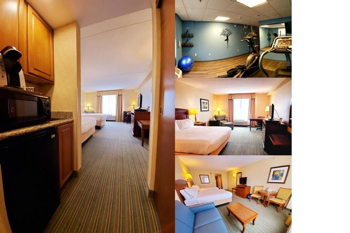 Holiday Inn Express Rehoboth Beach photo collage