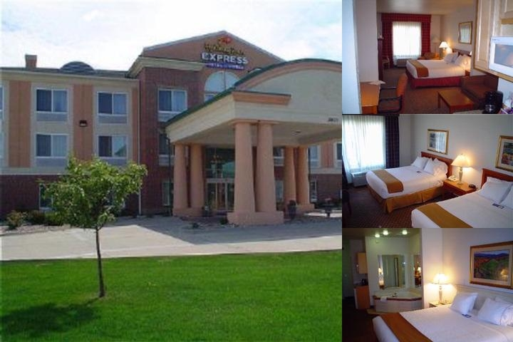 Holiday Inn Express Hotel & Suites Ames photo collage