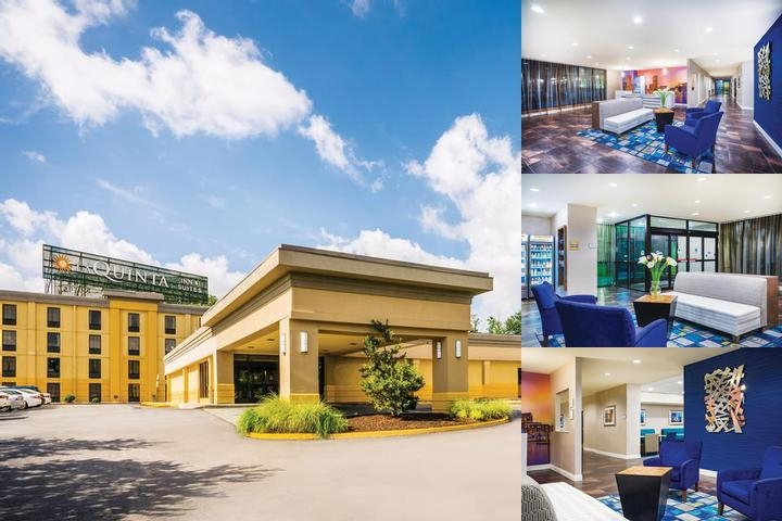 La Quinta Inn & Suites Baltimore South Glen Burnie photo collage