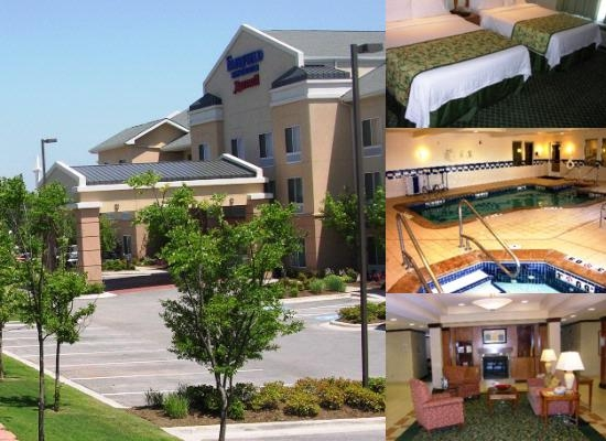 Fairfield Inn & Suites by Marriott Edmond photo collage