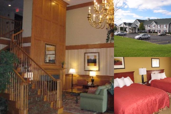 Country Inn & Suites Rochester Henrietta photo collage
