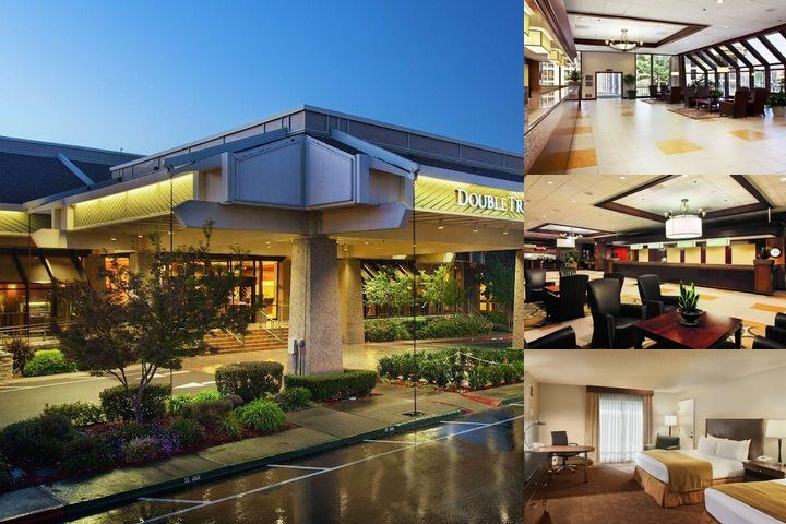 Doubletree Hotel Sacramento photo collage