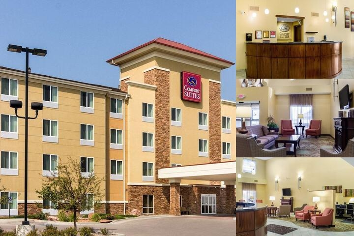 Comfort Suites Rapid City photo collage