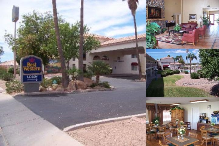 Best Western Casa Grande photo collage