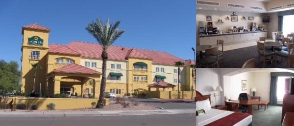 La Quinta Inn & Suites Phoenix I 10 photo collage