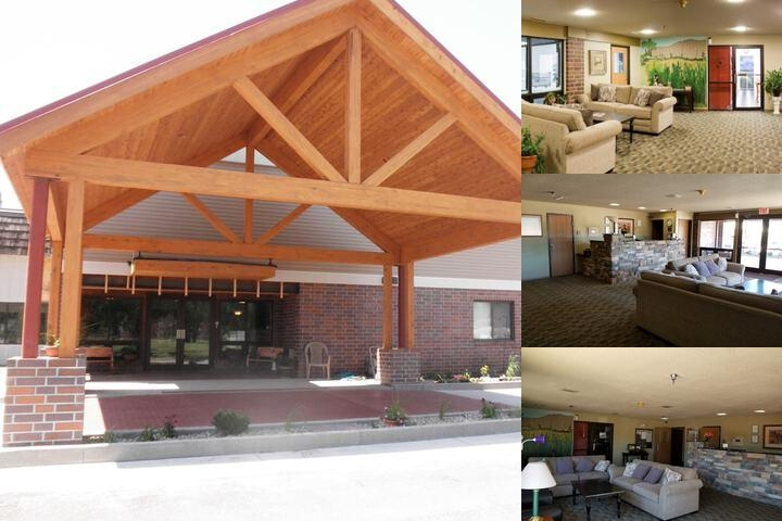 Prairie Inn photo collage