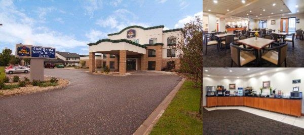 Best Western Plus Minneapolis Metro North photo collage