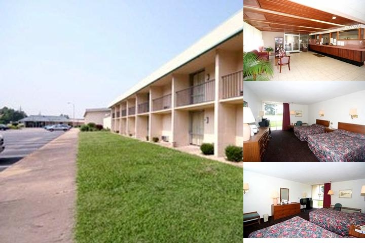 America's Best Value Inn photo collage