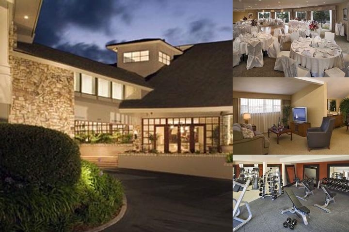 Hilton Garden Inn Monterey photo collage