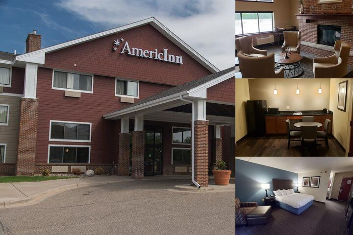Americinn by Wyndham Mounds View Minneapolis photo collage