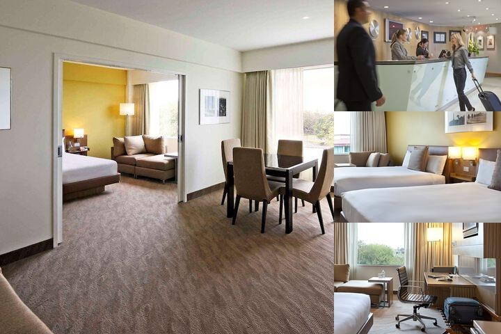 Novotel Auckland Ellerslie photo collage