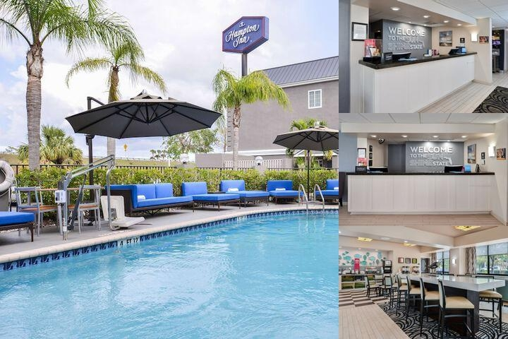 Hampton Inn Vero Beach photo collage