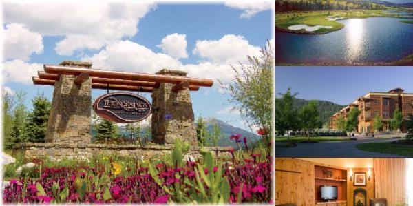 Teton Springs Lodge & Spa photo collage