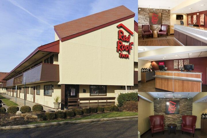 Red Roof Inn Chicago Joliet photo collage