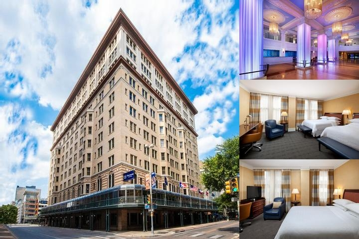 Sheraton Gunter Hotel photo collage