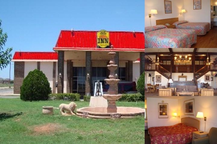 West Texas Inn & Suites photo collage